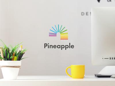 Pineapple Coworking Space Branding