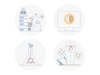 Automated Lab Icons