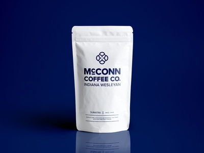 McConn Coffee Branding Implementation