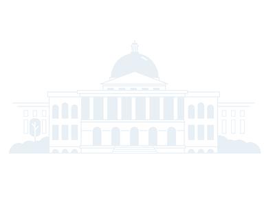 Statehouse Watermark building government park street boston landmarks boston state house massachusetts mass branding logo illustration vector illustrator graphic design design