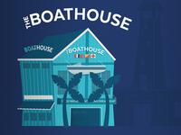 Disney Spring's The Boathouse