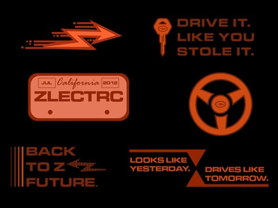Zelectric Icon Collection