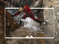Adventure - Web Design Concept