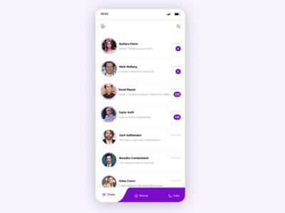 Chat App UI