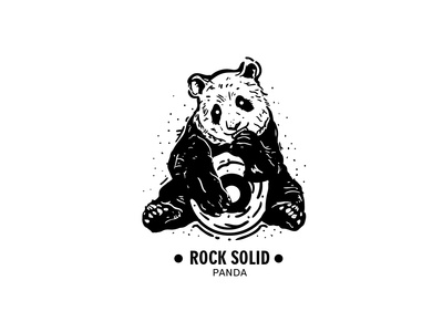 Rock Solid Panda