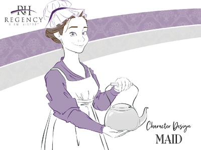 Character Design: The Maid