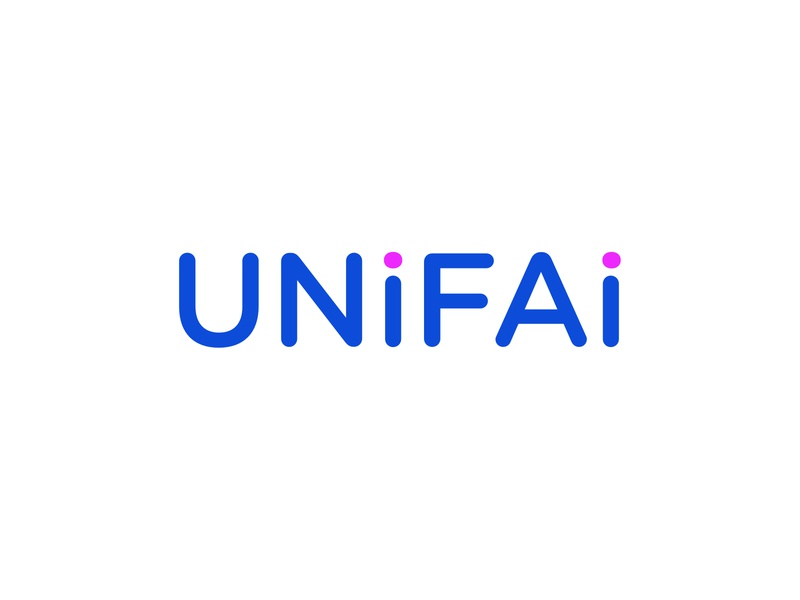 UNiFAi design branding website web typography identity branding logo
