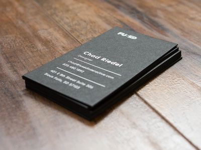 New Cards business cards white foil foil black muscletone french paper duplexed letterpressed stationary 240lb