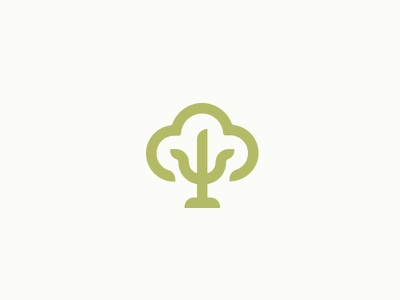 Psychology Logo psychology logo tree psi greek symbol