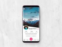 Photos app concept