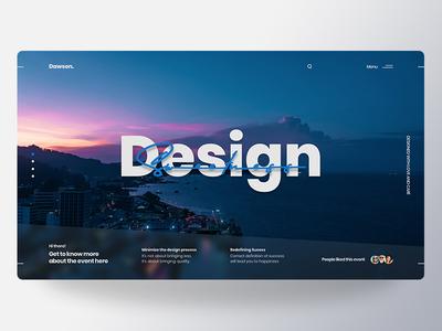Design Sweetness.
