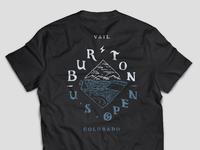 Burton US Open Mountain Tee
