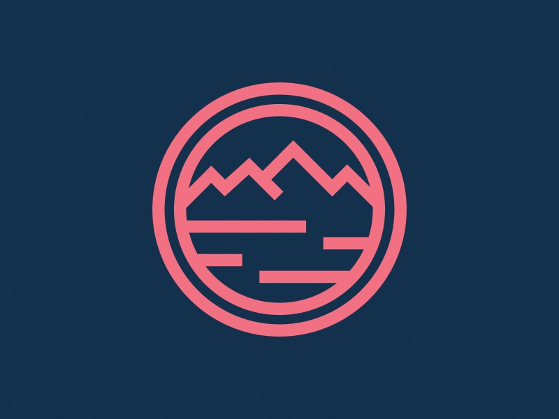 Outer Elements adventure mountains wordmark logo