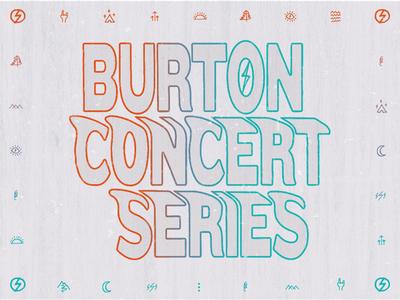 Burton Concert Series