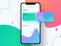 Via verde - Mobile version dashboard