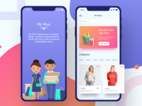 Mr Blue - Online shopping