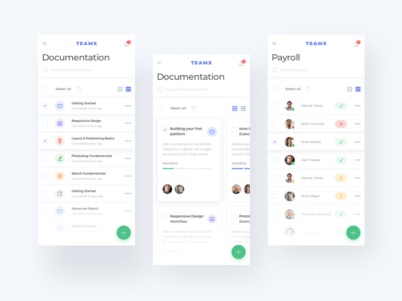Teamx Mobile Dashboard calendar ui calendar ios illustrations illustration app concept app intro uidesign appdesign prototype material design onboarding ux user experience prototyping interaction design design app designer ui