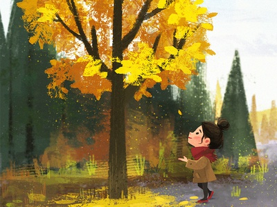 Autumn is here