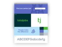 Totaljobs Brand Impression Board
