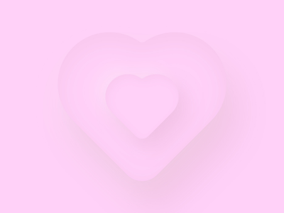 Happy Valentine's Day! vector soft design soft love valentines day hearts heart photoshop illustrator illustration
