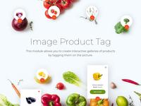 Avocado. Module Image Product Tag
