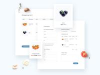 Avocado. Page Checkout