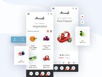Avocado. Mobile Version