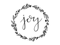 Joy Wreath!