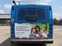 Cap Metro Bus Ad
