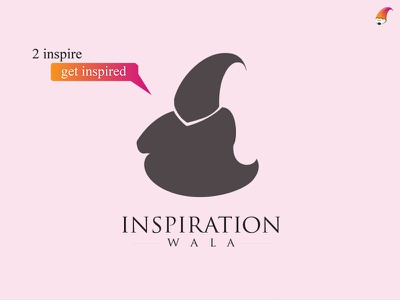 Inspiration Wala Coming Soon - 5 inspiration wala genie pencil illustrator orange pink creative mascot blog