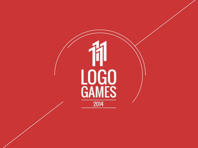 11-11 Logo Games red logo 11-11 logo games inspiration wala 2014