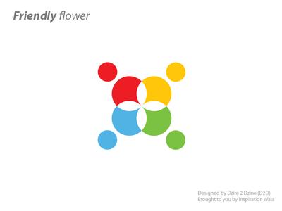 Friendly Flower