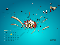 April Fool's Day 2015 Wallpaper