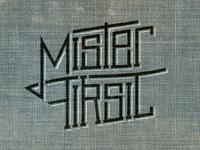 MisterFiksit Logotype