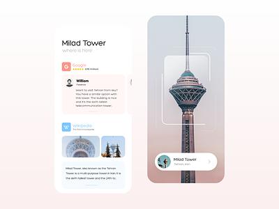 Milad Tower - Google Search search wikipedia wiki travel qr camera ecommerce google app logo iran typography vector illustration application adobe xd design illustrator