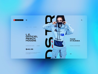 Dictrict website design landingpage uxdesign ux uidesign ui