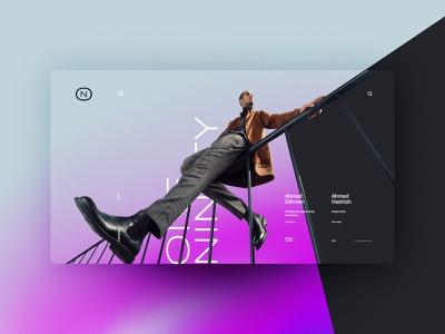 One website design landingpage uxdesign ux uidesign ui