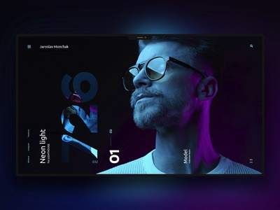 Visual Design Spotlight: Maxim Nilov