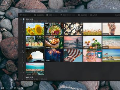 Microsoft Windows Photos App