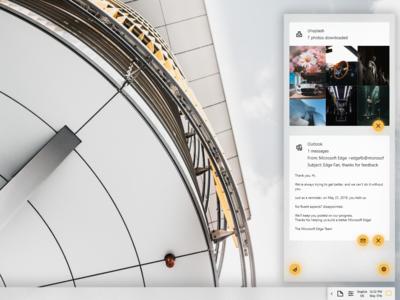 Windows London Notifications