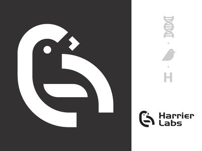 Harrier Labs Logo
