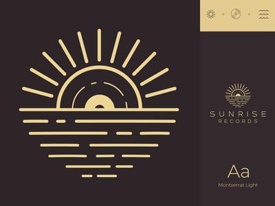 Sunrise Records alt logo