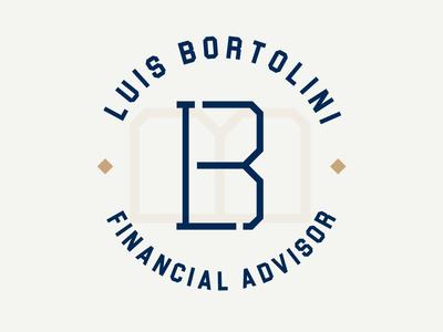 Luis Bortolini Logo
