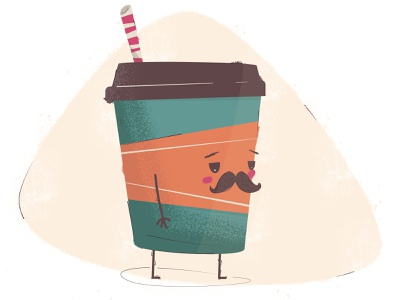 Mr Coffee character animation character coffee vector adobe after effects adobe aftereffects after effects animation after affects animation after adobe illustrator adobe illustration dribbble art illustration