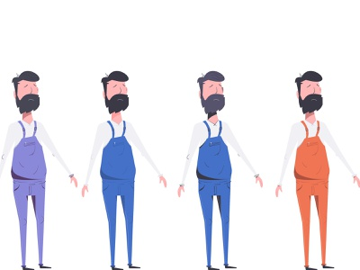 Dreamer art character animation character vector adobe illustrator adobe illustration adobe after effects adobe aftereffects illustration after effects animation after affects dribbble animation after