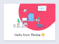 Hello from Thriva 👋