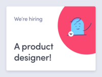 Thriva are hiring! 🎉