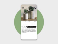 eCommerce Product Page