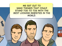 WooThemes Comic