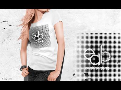Executive Autobody Logo Promo T-Shirt Front vector branding